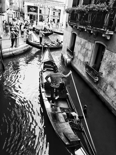 gondolas in venice City Water Puddle High Angle View Reflection Street Wet Monsoon Umbrella Under Below Raincoat Sun Lounger Side-view Mirror Rainy Season Torrential Rain Zebra Crossing Flood Road Marking Rainfall RainDrop Rain Vehicle #urbanana: The Urban Playground