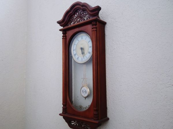 Home Is Where The Art Is Watching The Clock Time Passing By