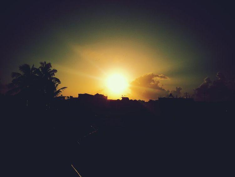 Mombasa awakening.