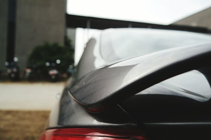 Spoiler Transportation Car Land Vehicle Metal Mode Of Transport Motor Vehicle Shiny Close-up No People Vehicle Mirror Day Outdoors Lustre Spoiler Car Photographer