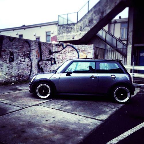 Mini Mini Cooper Mini Cooper S BBS BBS_Rims