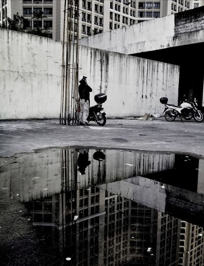 Streetphotography Eyeem Philippines Black And White Urban Reflections
