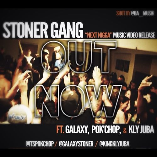"Next Nigga"" (ft. Galaxy, Pok'Chop, Kly Juba) !"