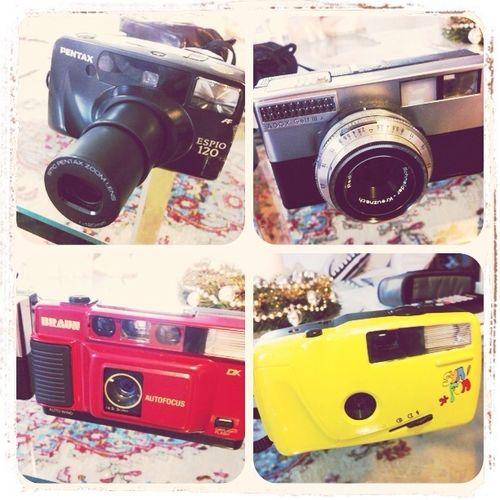 Fathers Cameras