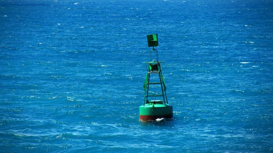 Industry Steel Shipping  Shipping  Freight Transportation Ships At Sea Shippingworldwide Moored Buoy On The Ocean Navigational Instrument Navigation Lights