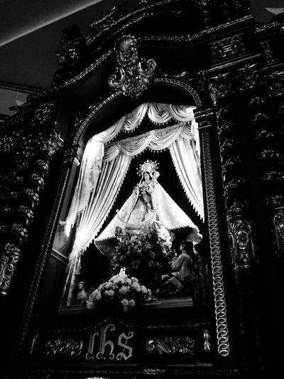 Nuestra Señora de Aranzazu Check This Out Virgin Mary Praying Ourladyofaranzazu Blessedandthankful PRAYFORUS