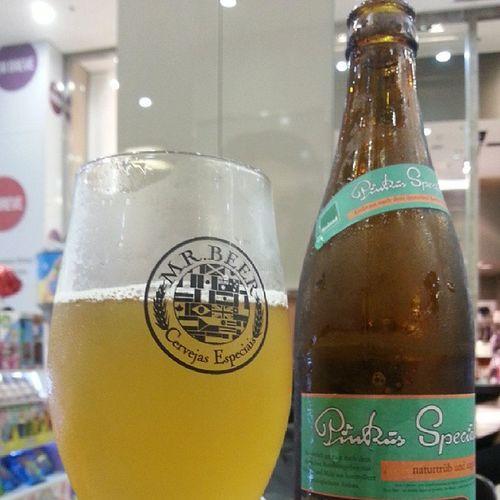 Uma pausa pra matar o calor... Beer Pinkus Special Vscocam