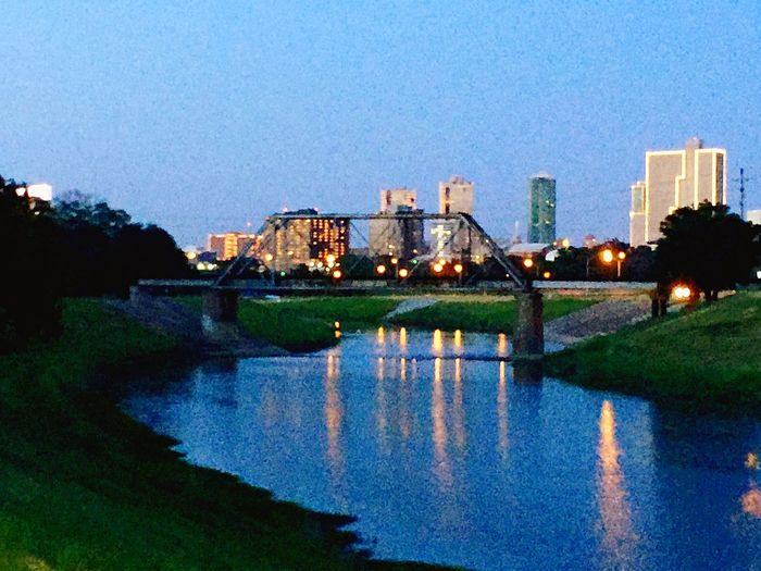 Cityscapes Fort Worth Trinity Park View