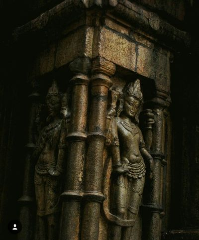 Spirituality Statue Ancient Architecture Templephotography