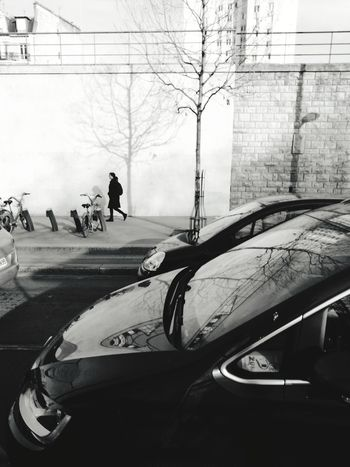 Transportation Car Mode Of Transport No People Day Sky Tree Land Vehicle Outdoors Nature Paris Streetphotography Art Is Everywhere