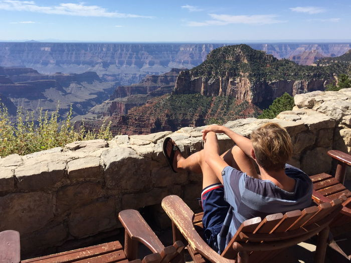 Grand canyon Endless Grand Canyon Grand Canyon National Park North Rim Panorama Panoramic View Tourist Tourist Attraction  Travel View Västerås Adult Beauty In Nature Day endlessness Expanse Grand Canyon Lodge Grand Canyon North Rim Holiday Leisure Activity Lifestyles Lodge Looking At View Mountain Mountain Range Nature Outdoors People Real People Relaxation Rock Scenics - Nature Sitting Sky Solo Traveler Solo Traveller Travel Destinations Traveler Trip Vacations Vastness Women