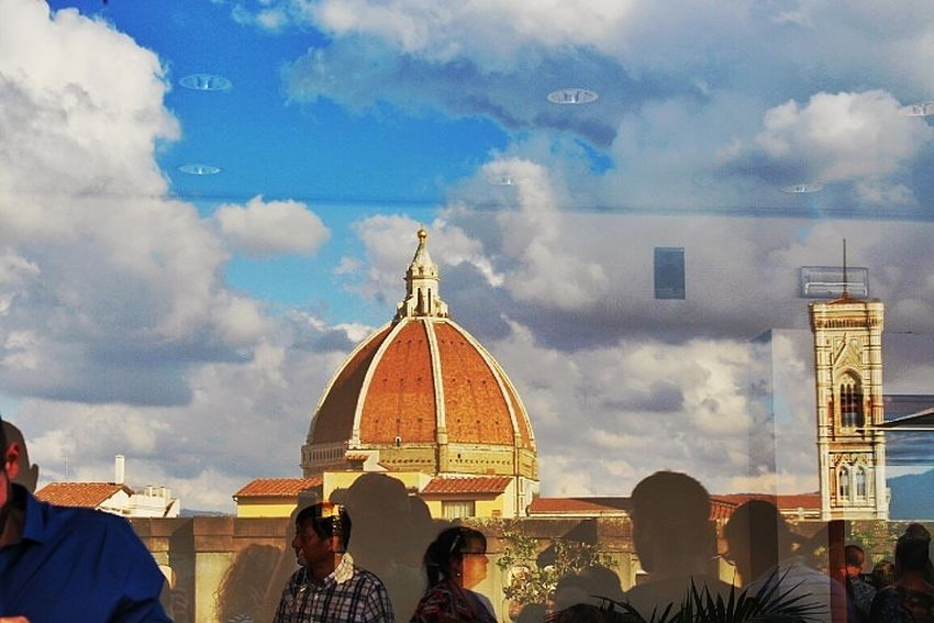 Travel Destinations Travel Dome Architecture Cloud - Sky Large Group Of People Adults Only Tourism Vacations Outdoors City Sky Cityscape People Adult Day Brunelleschi Brunelleschisdome Reflection Firenze Firenzetoday Scenics Illuminated Low Angle View Barcelonalove