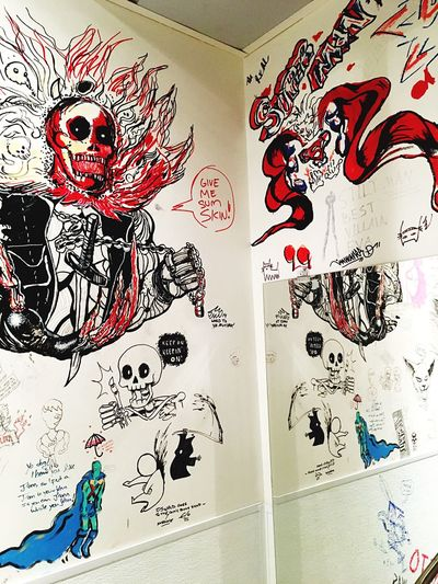 Superman MARTIANMANHUNTER Ghostrider Comic Art Illustration Graffiti DupontCircle Showcase April Enjoying Life Taking Photos DC Comics Hanging Out Fantom Dc Fantom Comics Nerd Nerd Culture 2016 Urban Spring Fever