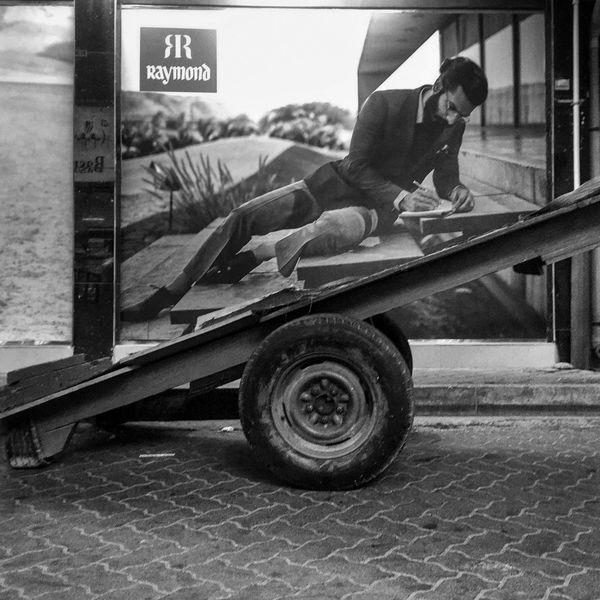 EyeEm Best Shots - The Streets EyeEm Best Shots - Black + White eye September 2016 Streetphotography Iphonephotography ShotOniPhone6 IPhone Mobilephotography 366Project Mydubai