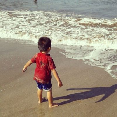 take a rest at pameungpeuk beach (5) Instamudik