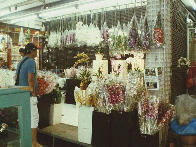 Flowershop Bangkok