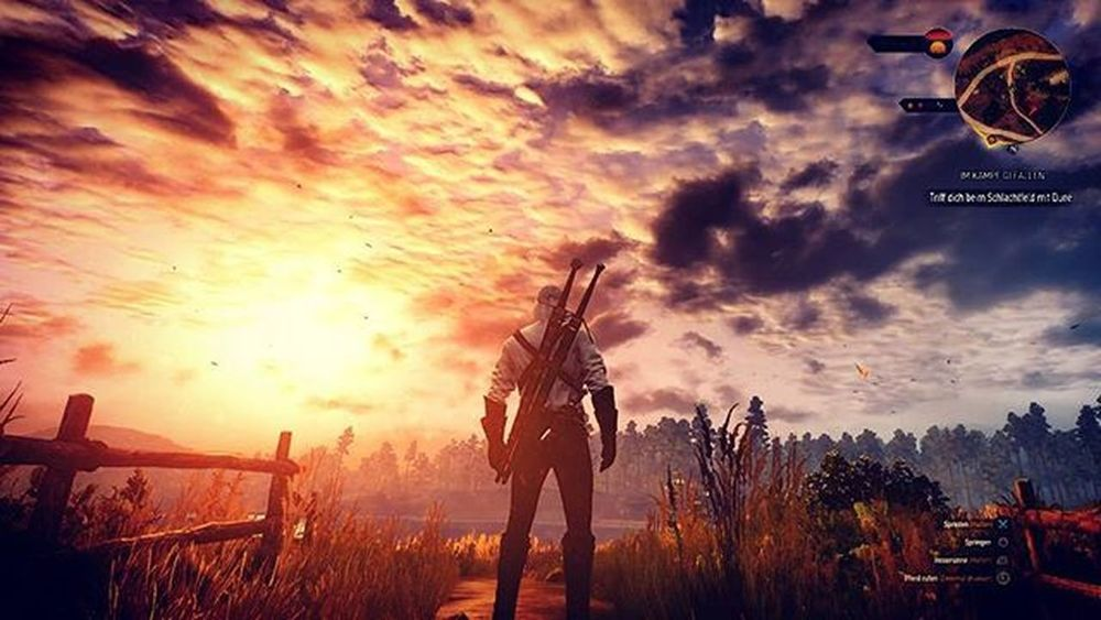 Clouds Sky Beautiful Cloudsporn Cloudscape PS4 Thewitcher3 Amazing Picoftheday Sunrise