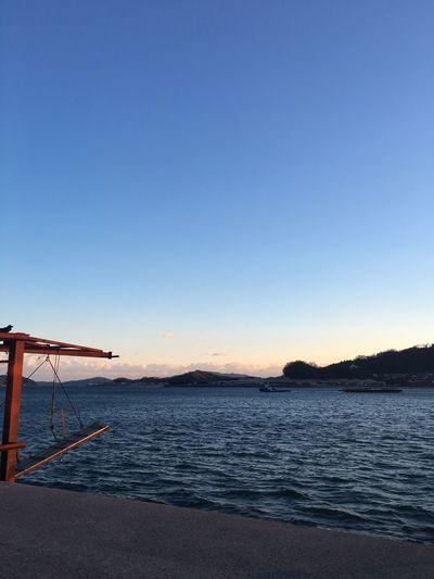Japan Hirosima Sea Setonaikai