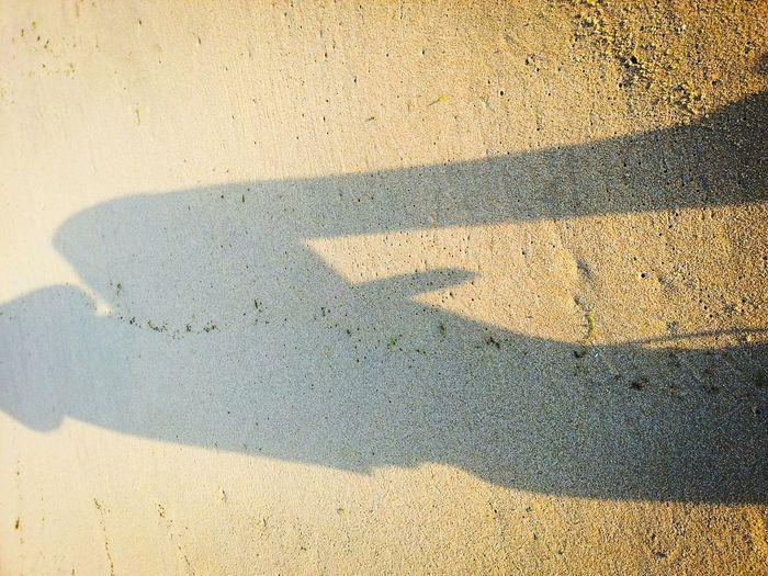 Jeu d'ombre sur la plage des Saumonards Oléron(17). First Eyeem Photo