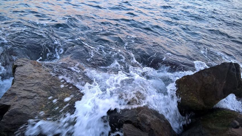 Istanbul Turkey Beauty In Nature Bosphorus Close-up Day Fatih High Angle View Motion Nature No People Outdoors Scenics Sea Water Wave