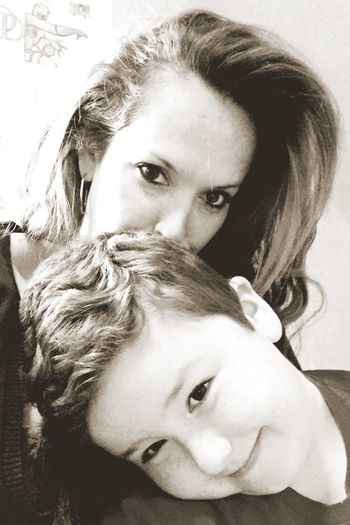 My Heart ♡ My World Family Mother And Son My Life Saver