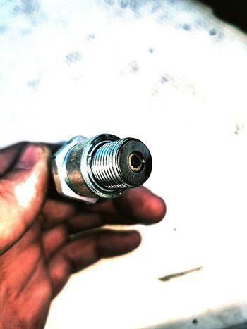 Outboard Motor Spark Plug