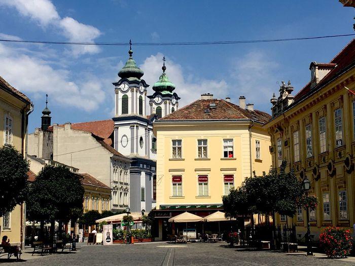 Szekesfehervar Püspöki Palota Hungary