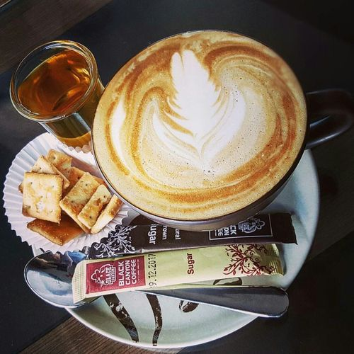 Blackcanyoncoffee Coffee - Drink Food And Drink Sweet Food Internet Latte Drink Cappuccino Coffee Cup Brown