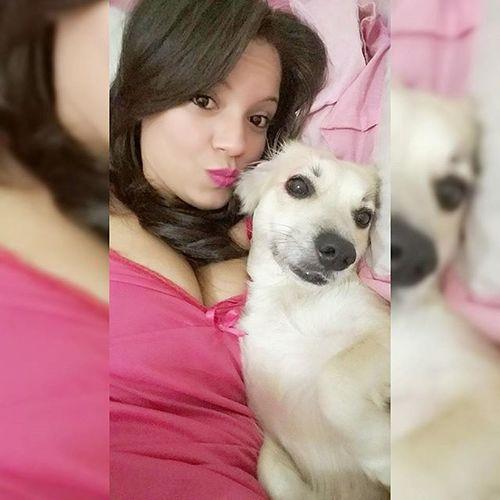 Seja a pessoa que seu cachorro pensa que você é! 🐾 Bomdia Goodmorning Instagood Instalike Dog Nina MelhorAmigo Verdadeira Cachorro