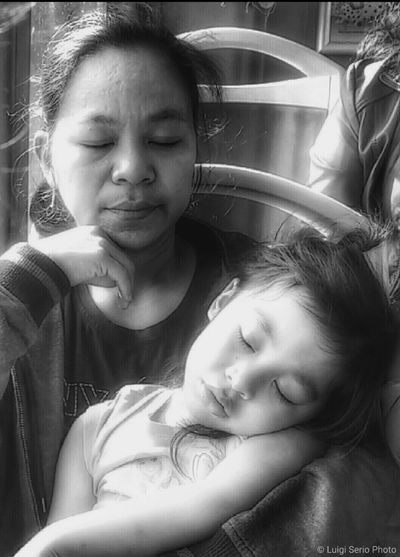 MomAndSonMoment Lovemom  Tendernesslove Blackandwhite
