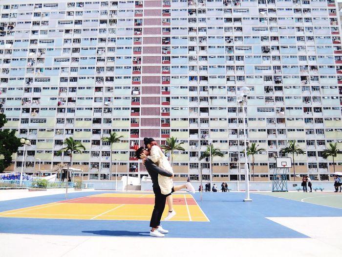 彩虹邨的青春印記 HongKong Love Is In The Air Choi Hung Estate Leisure Activity