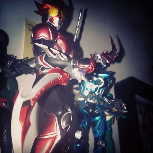 Blade Burning Shf Collection