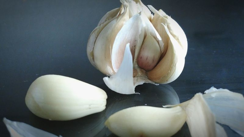 Food Indoors  Healthy Eating Food And Drink No People Freshness Close-up Day Garlic Ajo Ajos