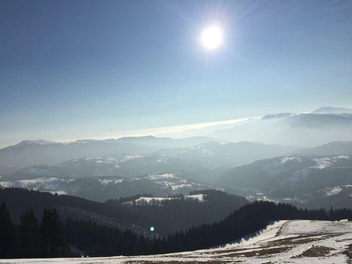 sun and ski!