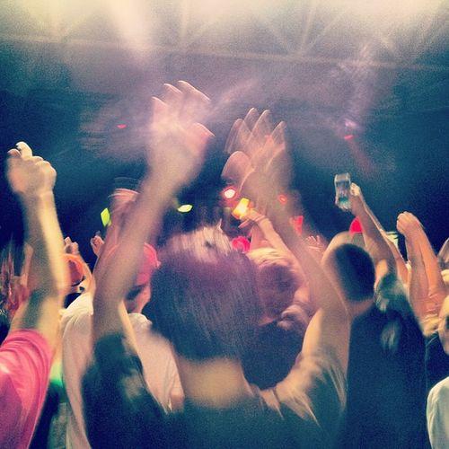 Handsup  Atrak Summerfest13