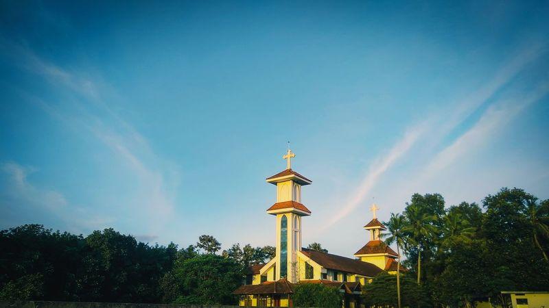 Church Architecture Church Tower Church Buildings