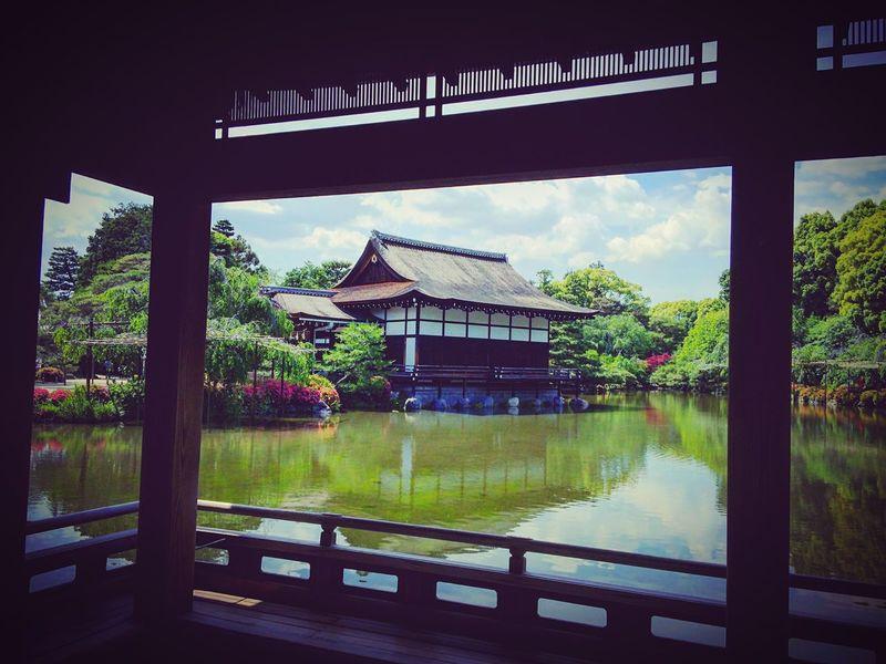 平安神宮 岡崎 京都 Kyoto Relaxing Kyotojapan