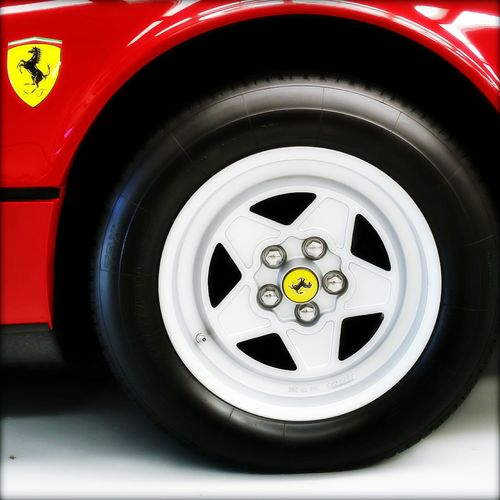 From my most favorite car Ferrari Classic Car Rare Car Car Museum