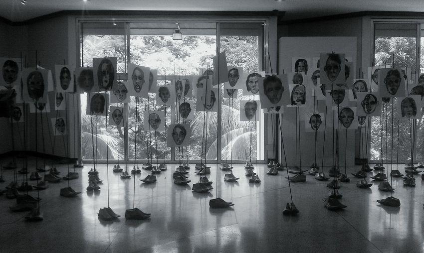 Vargasmuseum Artinstallation MonochromePhotography EyeEm Diversity