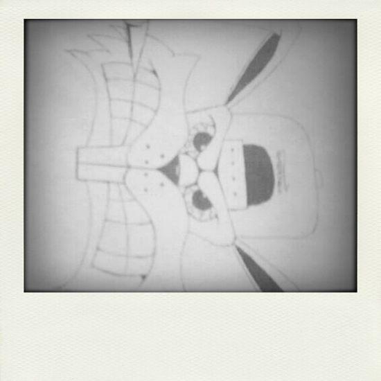 Casper Drawing