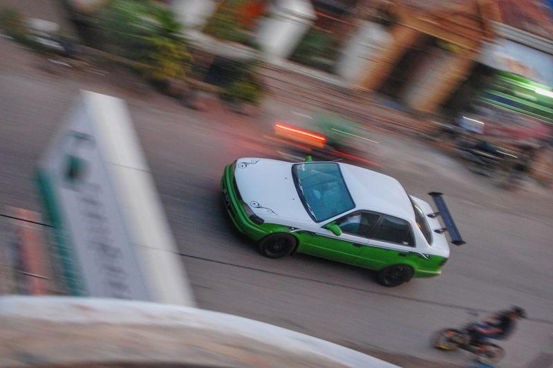 City Speed Car
