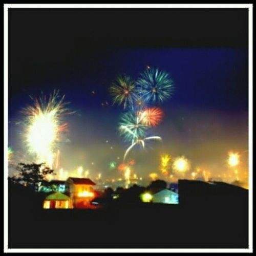 A throwback from countdown to 2013. Because I can't put into words what I'm feeling right now, tatahimik na lang ako. Maybe tomorrow? Lels. Happy new year, everyone! :) NewYear Hello2014 Blessed2014 Thankyouforthememories fireworks welcome2014