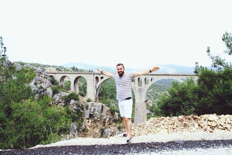 James Bond Skyfall alman köprüsü