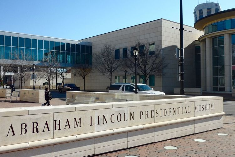 Lincoln Museum Abraham Lincoln Illinois