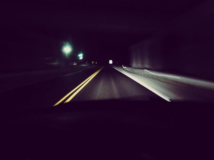 Speeding into the night Showing Imperfection Blurry Lines Overpass Need For Speed