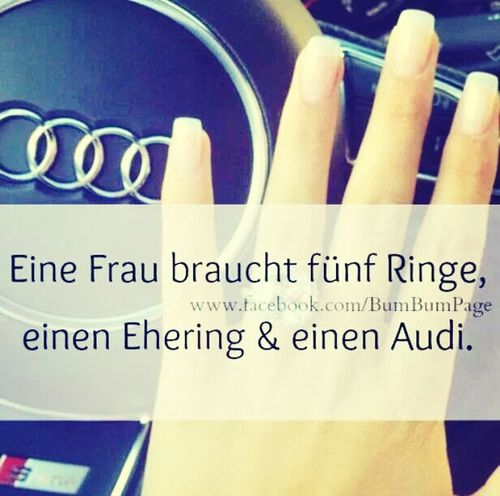♡! Love This! True Love<3 Audi ♡
