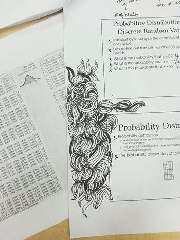 Doodle College Illustration Statistics