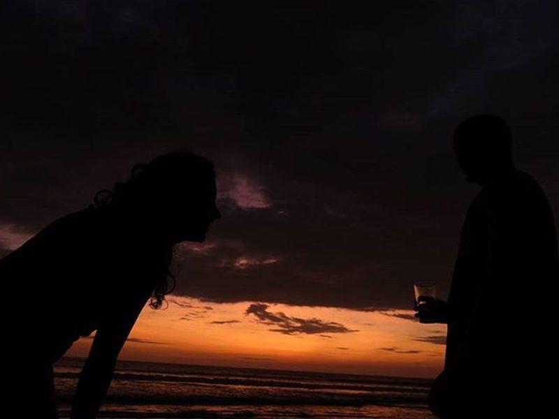Justparty Ustedno Canoas Sunset Party Instatravel Travelphoto Ecuador Manabí