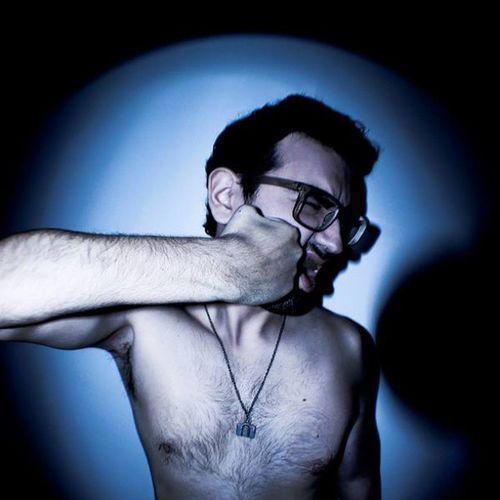Portrait Blue Model Terryrichardson music