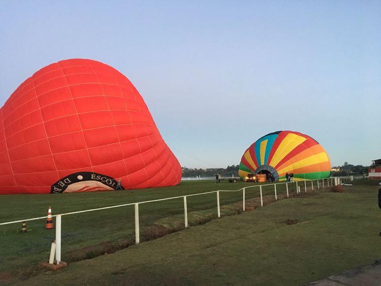 Ballon Outdoors Hot Air Balloon Multi Colored